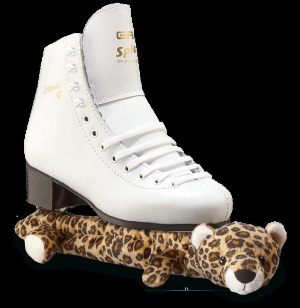 Skateschoner Leopard