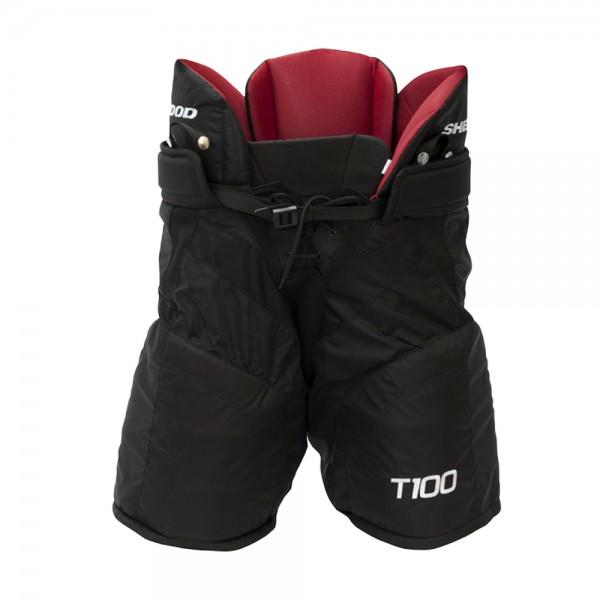 Sher-Wood T100 Velcro/Klett Senior Hose