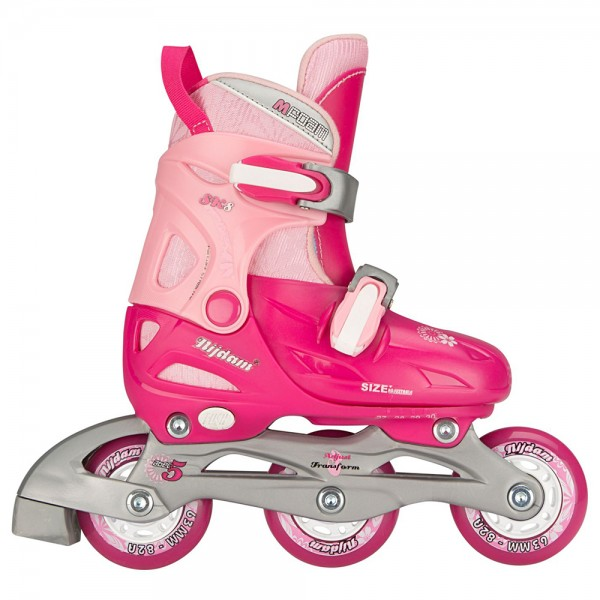 Inline Skate Girl 3 in 1 Verstellbar