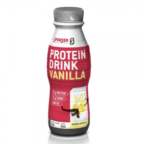 Sponser Protein Drink Vanilla