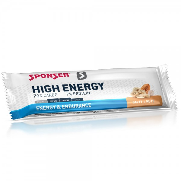 Sponser High Energy SaltyNuts 45g