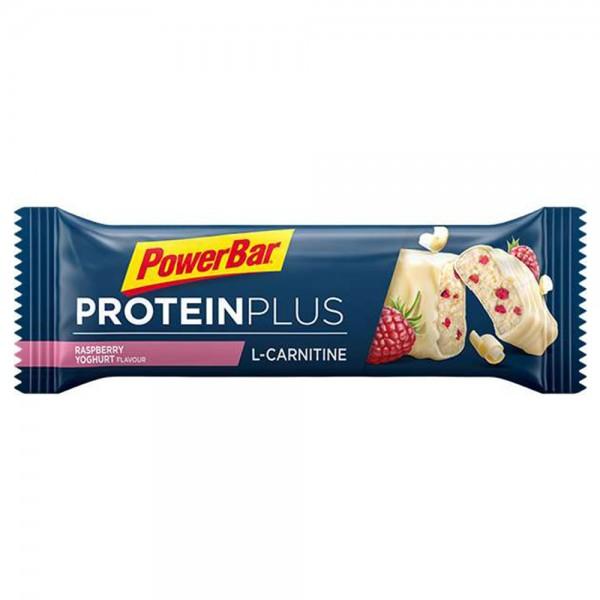 PowerBar Protein Plus L Carntine Raspberry Yoghurt 35g