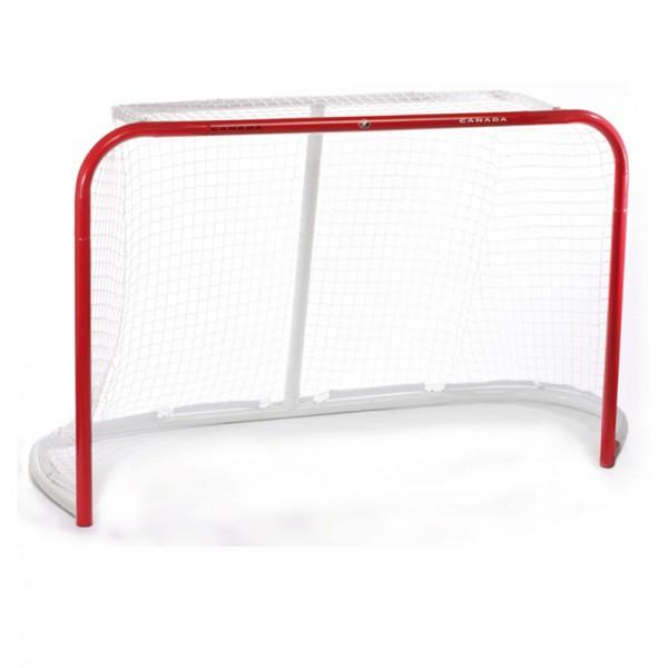 "Street Hockey Goal Performance 72"" Tor mit Netz. Masse 183 x 122 x 81cm (Original Tor Grösse). Robustes Netz der Qualität 10'000D."