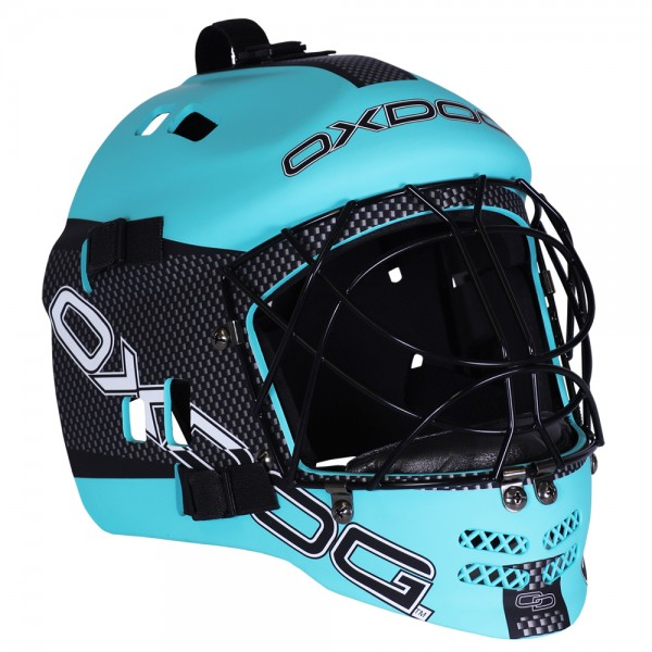 Oxdog Vapor Unihockey Helm Maske Junior