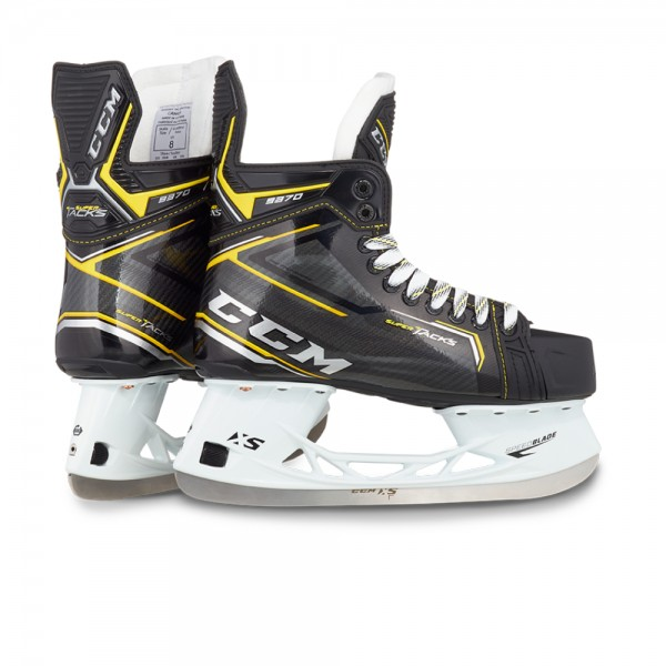 CCM Super Tacks 9370 Intermediate & Junior Schlittschuh