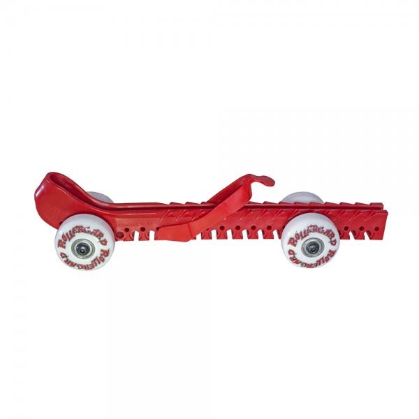 Kufenschoner Rollergard Rot