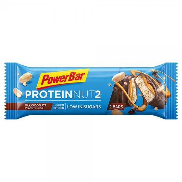 PowerBar Protein Nut 2 Milk Chocolate Peanut 45g