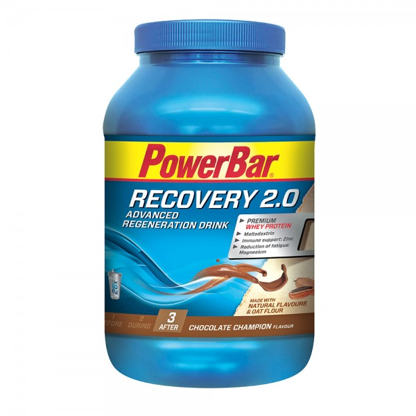 Powerbar Recovery 2.0 chocolate 1144g