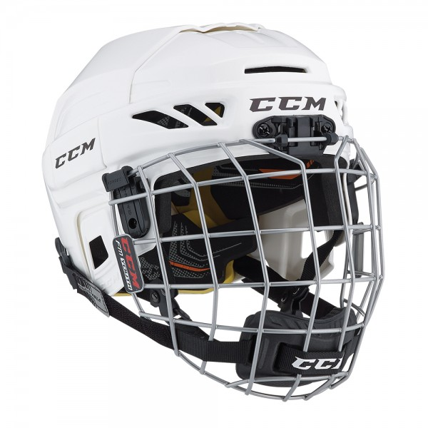 CCM Fitlite 3DS Combo Youth Helm mit Gitter