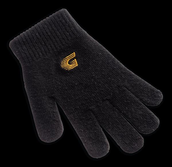 Figure Skating Gloves Black