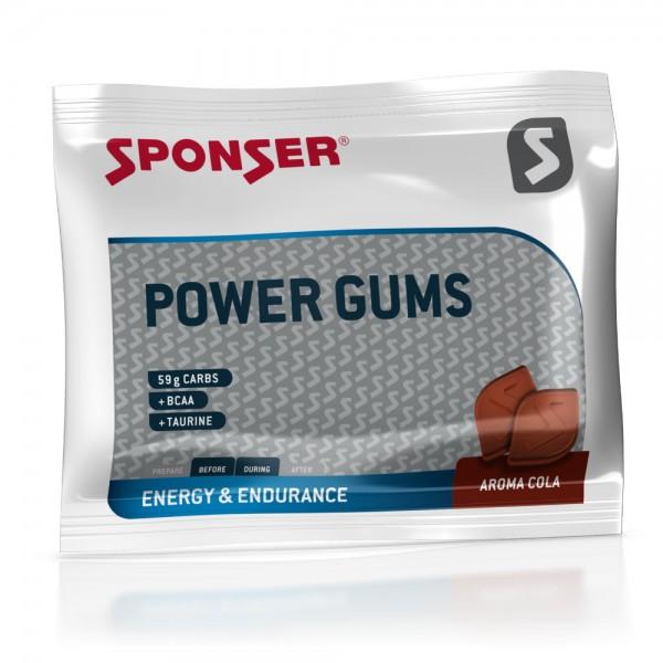 Sponser Power Gums Cola mit Taurin/BCAA