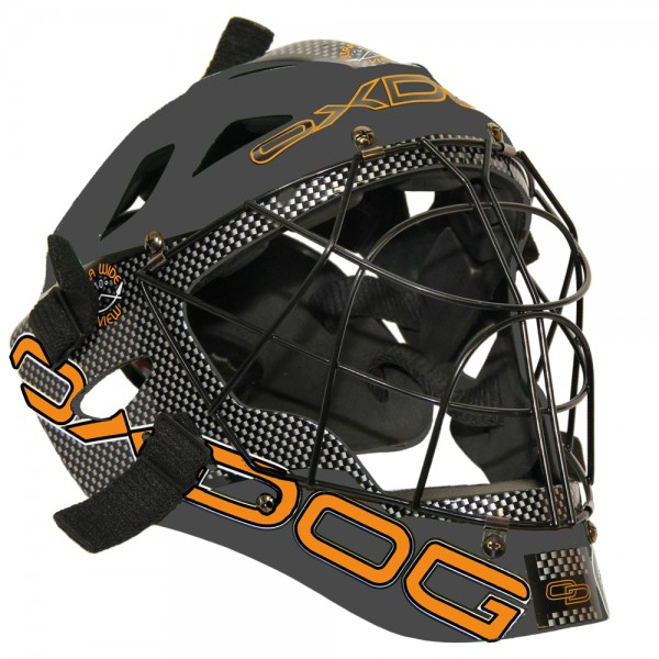 Oxdog Tour Unihockey Helm Maske Senior